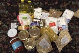 Viis kilo boonust - Euroopa Liidu toiduabi pakk on varasemast märksa kopsakam
