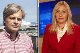 """SUURED MUUTUSED """"AK-s"""": uudisteankur Monika Tamla on beebiootel, teda hakkab asendama Neeme Raud"""