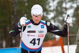 Ränkel tegi esimese lume võistlusel Rehemaale ja Veerpalule tuule alla