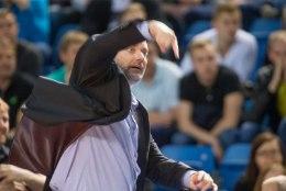 VIDEO | Gert Kullamäe enne eurosarjakohtumist Utenaga: läheme natuke teistmoodi peale!