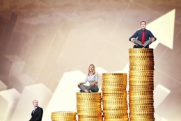 Palgaralli kogub hoogu ja ohustab majandusarengut