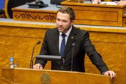Minister Tsahkna: iga lapse elu ja täisväärtuslik areng on hindamatu