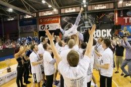 AITÄH! Ukrainlased aitasid Tartu Rocki eurosarjas alagrupist edasi