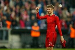 Müller purustas tugeva varuga Madridi Reali legendi nimel olnud rekordi