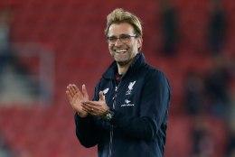 Jürgen Kloppi juhendatav Liverpool lustis Liiga karikasarjas Southamptoni kulul