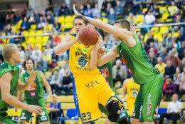 Helga lõi Tarva ja Valga/Valka korvpallikohtumise ajal saali pimedaks!