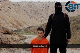 ISIS hukkas jaapanlase
