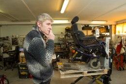 Ratastoolide ehitaja tolliga kimpus: varuosade eest küsiti maksu täie rauaga