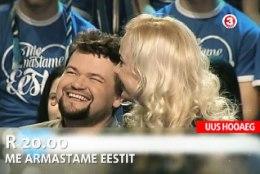 """""""Me armastame Eestit"""" kevadhooaja avapauk tuleb ajakirjanikelt"""