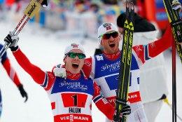 Norrakad tegid teatesprindis kuldse duubli