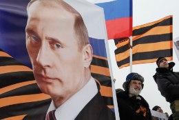 Putini reiting Venemaal aina kasvab