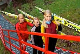 Eesti tüdrukud teevad kahevõistluse ajalugu