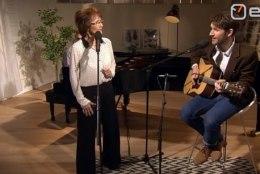 VIDEO: Reet ja Robert Linna astusid esmakordselt koos laval üles