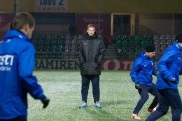 ÕHTULEHE VIDEO| Eesti jalgpallikoondise peatreener: Meil on siit ainult võita!