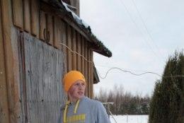 Jaan Roose kavatseb 22 meetri kõrguselt üle Kaali järve kõndida