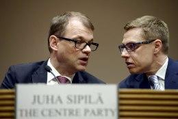 Soome Keskerakond alustab valitsuskõnelusi