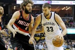 Teekonnal NBA tiitlini | Grizzlies hävitab jõuga Blazersi riismeid