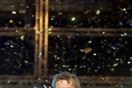 Eurovisioni-võitja Tanel Padar: hoian ikka väga pöialt Elinale ja Stigile