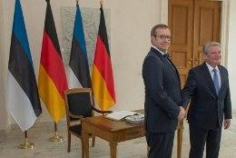 President Ilves: Euroopa vajab Saksamaa eeskuju