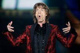 71-aastane Mick Jagger hoiab häält vormis karaokega