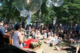 Tallinn Music Week viib Curly Stringsi ja teised Eesti muusikud Positivuse festivalile
