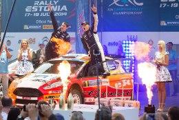 Rally Estonia laieneb Elvasse