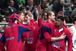 Kuidas oleks läinud Kalev/Cramol? Astana sai Moskva CSKA käest keskmiselt 43,6-punktilise ketuka