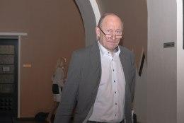 FOTOD PRESSIKONVERENTSILT | TTÜ nõukogu ei vaidlustanud Aaviksoo rektoriks valimist
