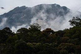 Pühal mäel end paljaks koorinud turiste peetakse Borneo maavärina süüdlasteks