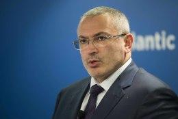 Hodorkovski: Putin võib alustada Baltikumis sõda