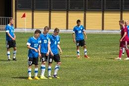 Eliitringi sihtiv U17 jalgpallikoondis loodab abi soodsast mängukalendrist