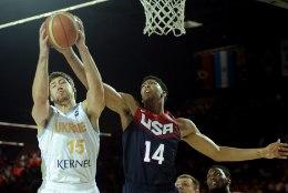 NBA kogemusega ukrainlane loobus EMist ega kimbuta Eesti eesliini