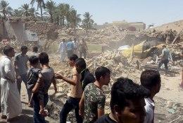 Islamiriik kasutas Iraagis taas keemiarelva, arvatavasti sinepigaasi