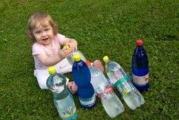 Ilusas pudelis hea vesi?
