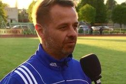 ÕHTULEHE VIDEO | Türi Ganvixi peatreener Veiko Kurim: meie põhiline eesmärk on jalgpalli nautida