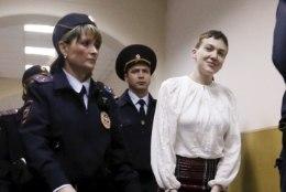 Mis saab Venemaal hoitavatest Ukraina poliitvangidest? Nende  saatus sõltub president Putinist