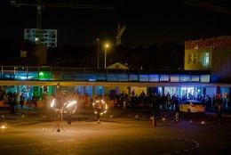 Tallinna bussijaamast sai üheks õhtuks tõeline ööklubi