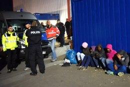 Põgenikud kipuvad Saksamaal kaklema