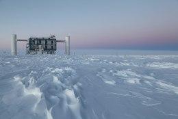 Maa lõunapooluselt püüti kinni Päiksesüsteemi-väliseid aineosakesi