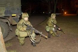 Kaitseliit harjutab nädalavahetusel Nõmmel linnalahingut