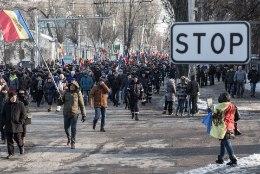 Vaesunud Moldovas käib kõigi võitlus kõigi vastu