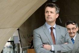 Taani kroonprints murdis kaelalüli