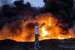 Süürias-Iraagis kaks rinnet nagu ilmasõjas