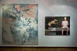 """Kunstnikud tõid """"Tõe ja õiguse"""" I osa maalidele"""