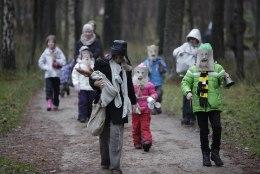 Folklorist Mare Kõiva: halloween ei ole marte-kadrisid veel päris välja tõrjunud