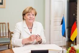 Angela Merkeli toetus Saksamaal on tõusnud