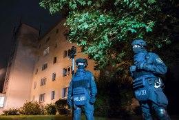 Saksa politsei otsib pommirünnaku kavandamises kahtlustatavat süürlast