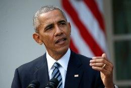 """President Obama: """"Vahel kaotad vaidluse, vahel valimised."""""""