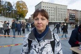 Erivajadustega inimeste toetaja Tiina Kangro läheb riigikogusse