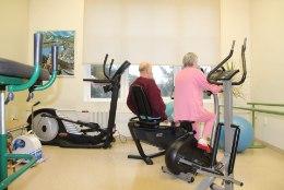 MyFitness ja G4S aitavad eakaid vormis hoida